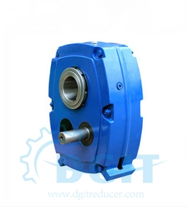 SMSR shaft mounted gearbox