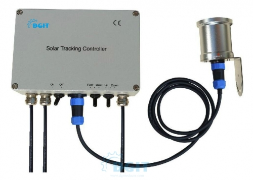 DGIT-103 Single-Axis or Dual-Axis DC Tracking Controller